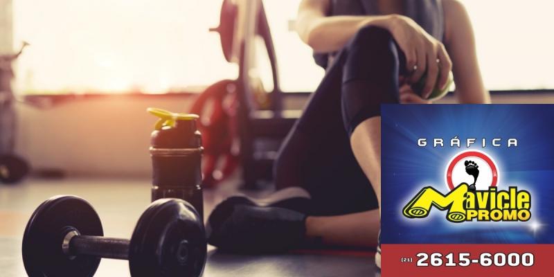 Centrum incentiva o exercício com um passe Gympass   Guia da Farmácia   Imã de geladeira e Gráfica Mavicle Promo