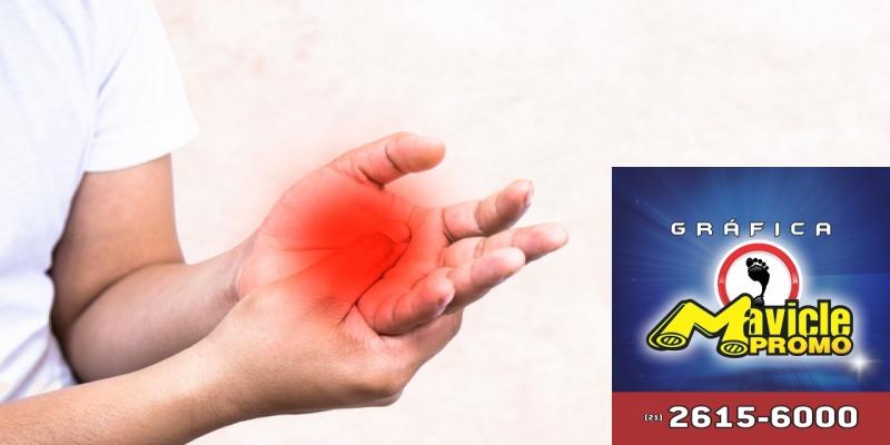 Campanha conscientiza sobre a Neuropatia Periférica   Guia da Farmácia   Imã de geladeira e Gráfica Mavicle Promo