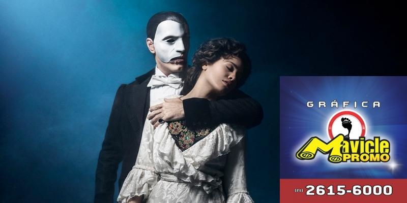 EMS patrocina O Fantasma da Ópera   Guia da Farmácia   Imã de geladeira e Gráfica Mavicle Promo