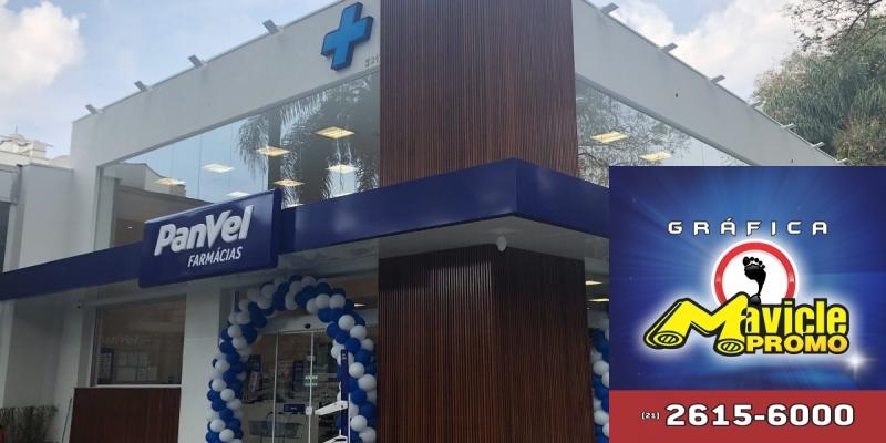 Panvel abre a quarta loja na capital paulista   Guia da Farmácia   Imã de geladeira e Gráfica Mavicle Promo