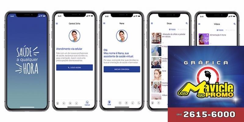 A nova app com conteúdo de saúde   ASCOFERJ