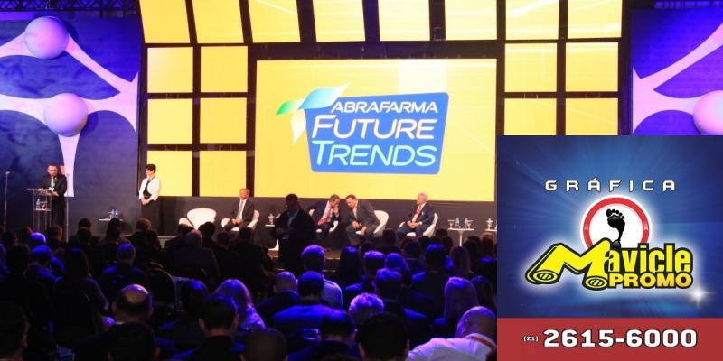 Abrafarma apresenta dados inéditos para o futuro das redes   Guia da Farmácia   Imã de geladeira e Gráfica Mavicle Promo