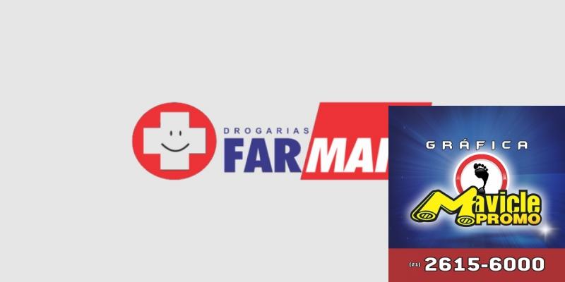 Conselho da Argentina Pharma é favorável à possível venda de Drogarias Farmais   Guia da Farmácia   Imã de geladeira e Gráfica Mavicle Promo