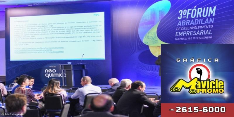 Fórum Abradilan aprofunda as discussões da gestão e inovação   ASCOFERJ