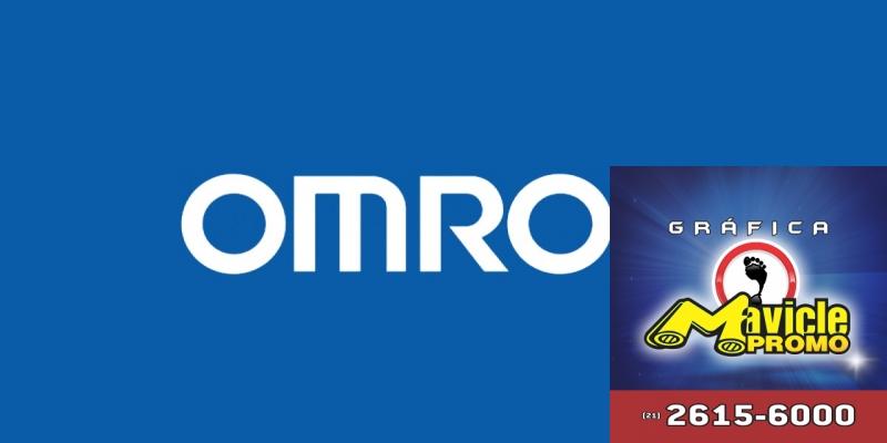 Omron Healthcare estreia campanha de TV   Guia da Farmácia   Imã de geladeira e Gráfica Mavicle Promo