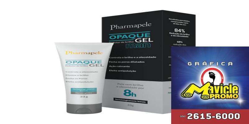 Pharmapele lança gel facial masculino