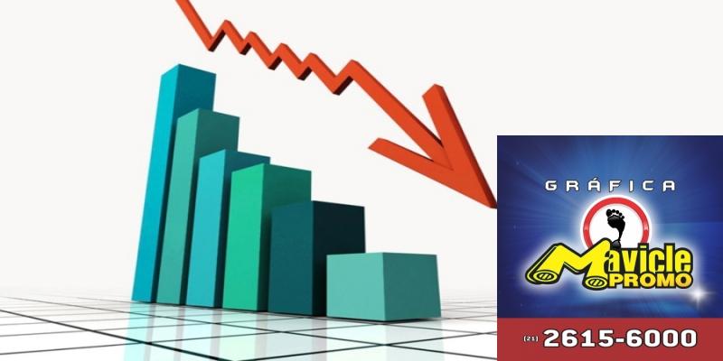 A inadimplência do consumidor cai 2,8% em 12 meses   ASCOFERJ