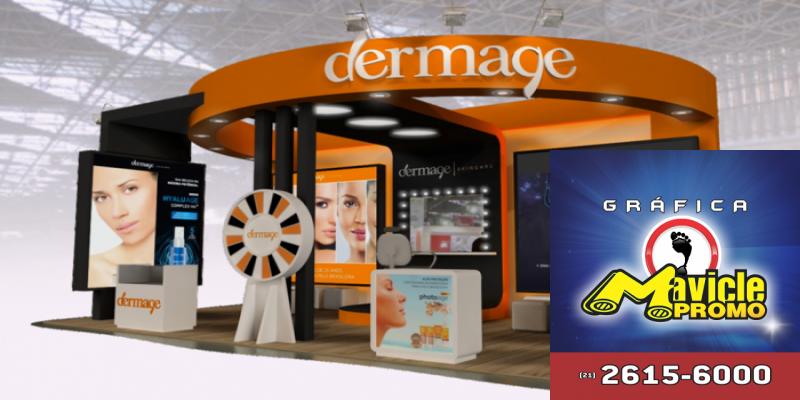 Dermage participa do congresso de dermatologia   ASCOFERJ