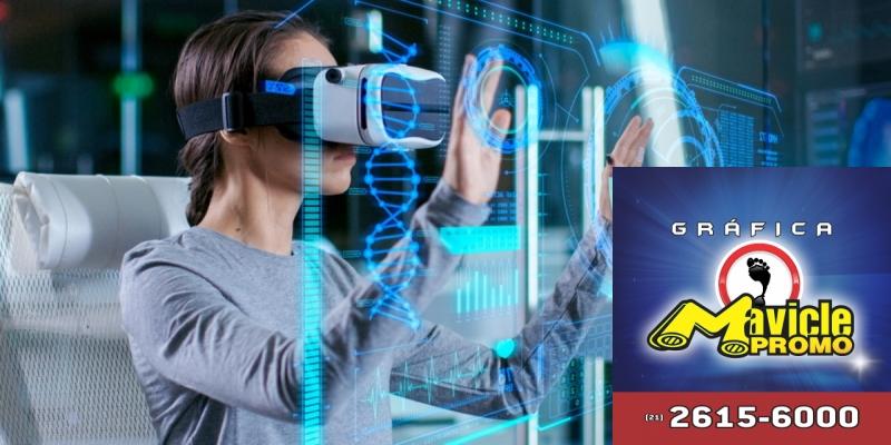 Inteligência artificial na indústria de medicamentos   Guia da Farmácia   Imã de geladeira e Gráfica Mavicle Promo