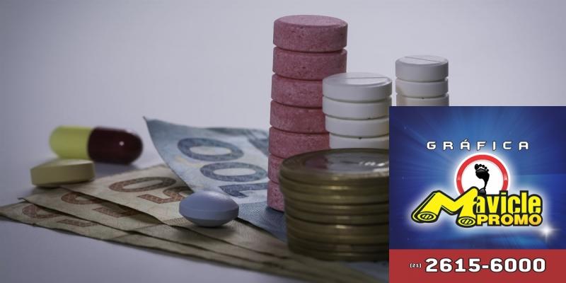Sindusfarma projeta reajuste de 4,45% em medicamentos