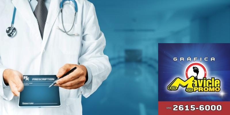 Cresce a prescrição digital de medicamentos no Brasil   Guia da Farmácia   Imã de geladeira e Gráfica Mavicle Promo
