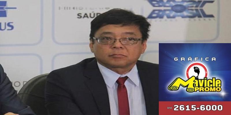 Osnei Okumoto será o secretário da Saúde do governo Ibaneis