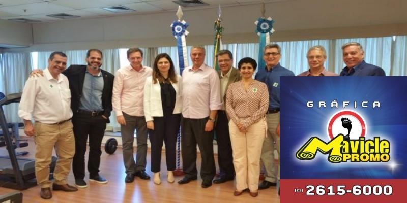 Setor magistral pede a redução do ISS ao prefeito do Rio de janeiro   ASCOFERJ