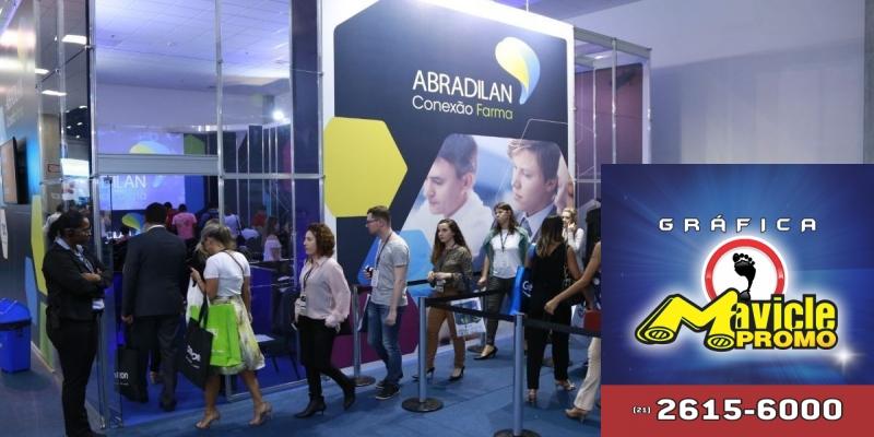 Abradilan Acesso Farma investe nas indústrias da beleza e alimentação   Imã de geladeira e Gráfica Mavicle Promo
