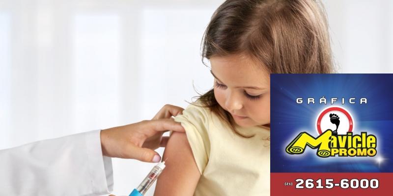 O ministério da Saúde atualiza casos de sarampo   Guia da Farmácia   Imã de geladeira e Gráfica Mavicle Promo