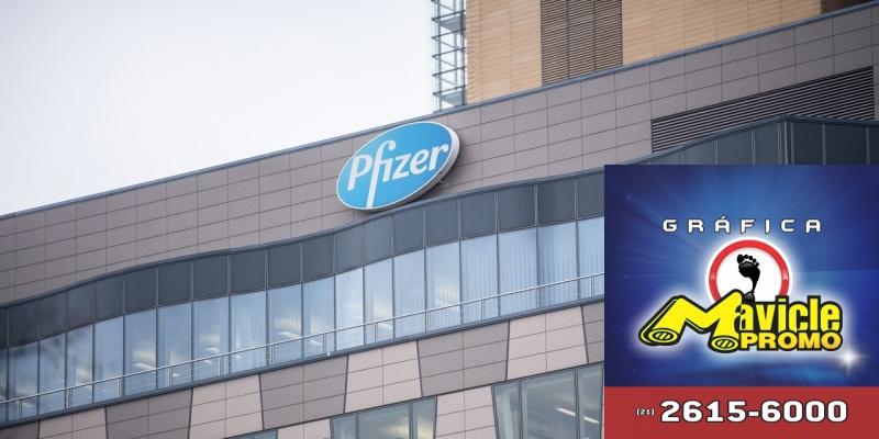 A Pfizer anunciou anticoncepcional de autoaplicação trimestral no Brasil   Imã de geladeira e Gráfica Mavicle Promo
