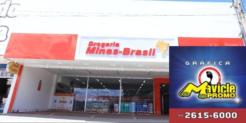 Drogaria Minas Brasil projeta um crescimento de 12% em 2019   Imã de geladeira e Gráfica Mavicle Promo