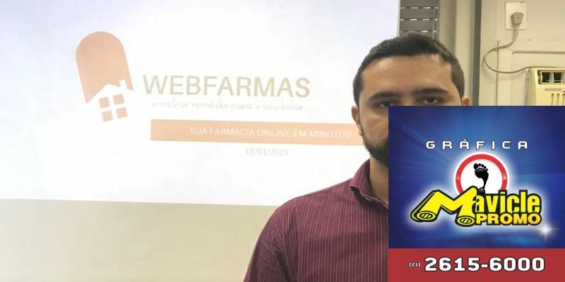 E commerce do setor farma ganha cara nova com Webfarmas   ASCOFERJ
