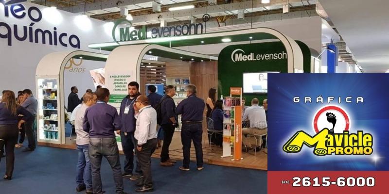 MedLevensohn planeja crescimento na esteira da assistência farmacêutica   Imã de geladeira e Gráfica Mavicle Promo