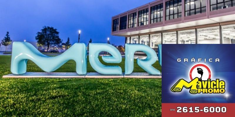 Merck aponta o otimismo com o mercado chinês   Guia da Farmácia   Imã de geladeira e Gráfica Mavicle Promo