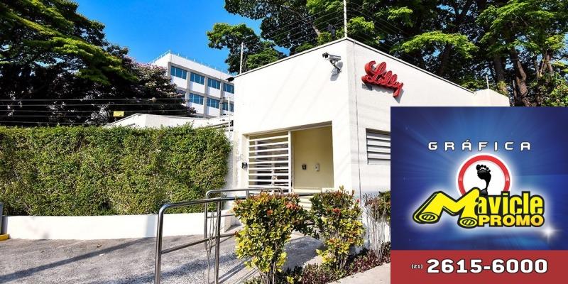 Eli Lilly traz oportunidades práticas para farmacêuticos   Imã de geladeira e Gráfica Mavicle Promo