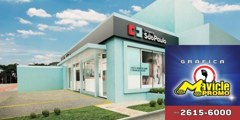 Farmácias São Paulo abre loja na esquina mais famosa da capital paulista   Imã de geladeira e Gráfica Mavicle Promo