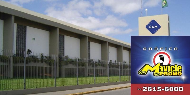 GAM comemora 51 anos no mercado com o projeto de expansão   Imã de geladeira e Gráfica Mavicle Promo