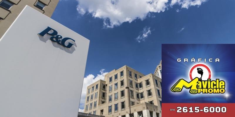A P&G é inaugurado o Centro de Inovação para América Latina no Brasil   Imã de geladeira e Gráfica Mavicle Promo