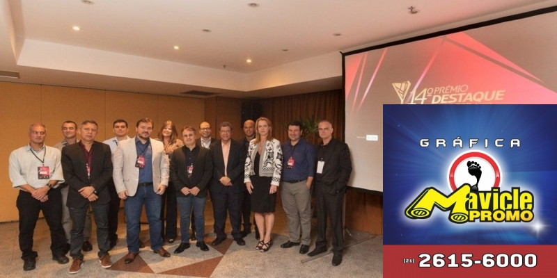 Anunciada a 14ª Edição do Prêmio Destaque Ascoferj   Guia da Farmácia   Imã de geladeira e Gráfica Mavicle Promo