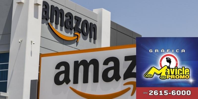 Como a Amazon tem ameaçado o varejo farmacêutico?   Imã de geladeira e Gráfica Mavicle Promo