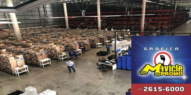 Pague Menos, iniciou as operações no centro de distribuição no estado de Minas Gerais